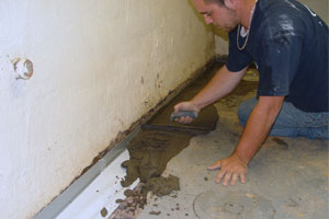 basement waterproofing contractors 46041