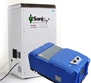 Basement and Crawl Space Dehumidifier, Available in MB