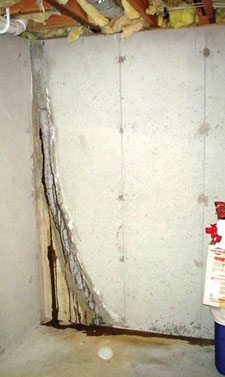 other foundation wall crack repair methods used in