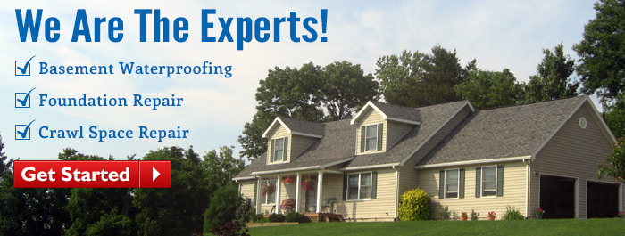 We are the Manitoba Basement Waterproofing Experts!