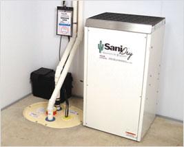 SaniDry™ System