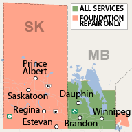 Our Manitoba Service Area