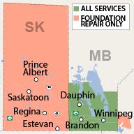 Our Manitoba Service Area